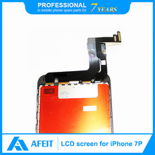 Grade Aaa 100% Test 1 Year Warranty Gold Supplier For Apple Iphone 7 DisplayFor 7plus Screen Lcd High Quality