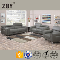 Italian Leather Sofa Set Furniture Import
