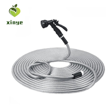 Guaranteed 304 Stainless Steel Metal 75ft/23M Garden Water Pipe