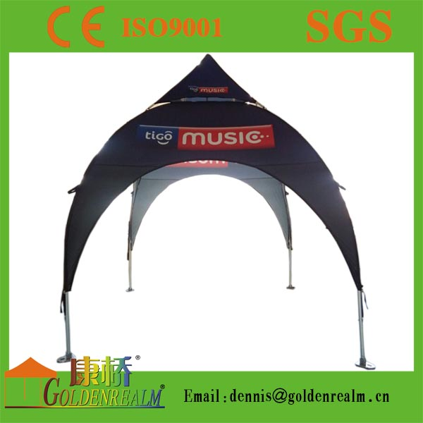 Waterproof commercial advertising outdoor event domo tent wholesale
