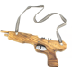 Traditional boy toys high quality rubber band gun funny new design wooden ak-47 gun