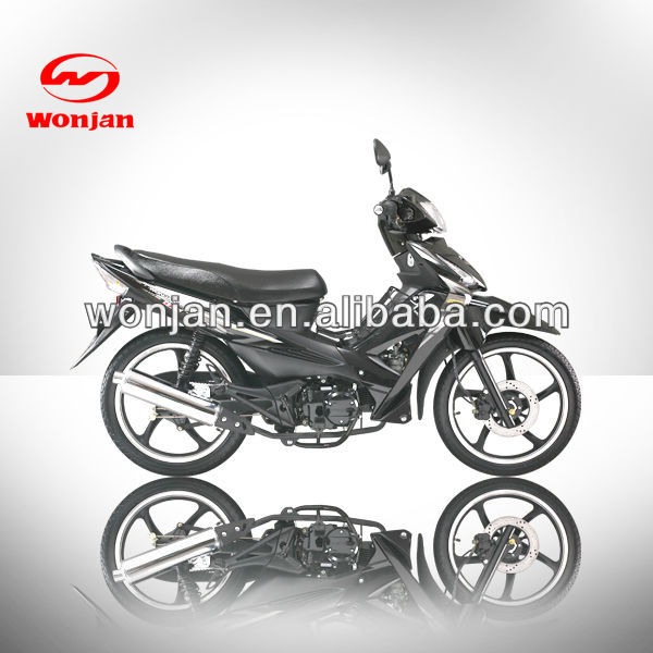 110cc gas scooter two wheel motorcycle for kids(WJ110-V)