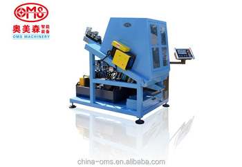 copper pipe small U return bending machine