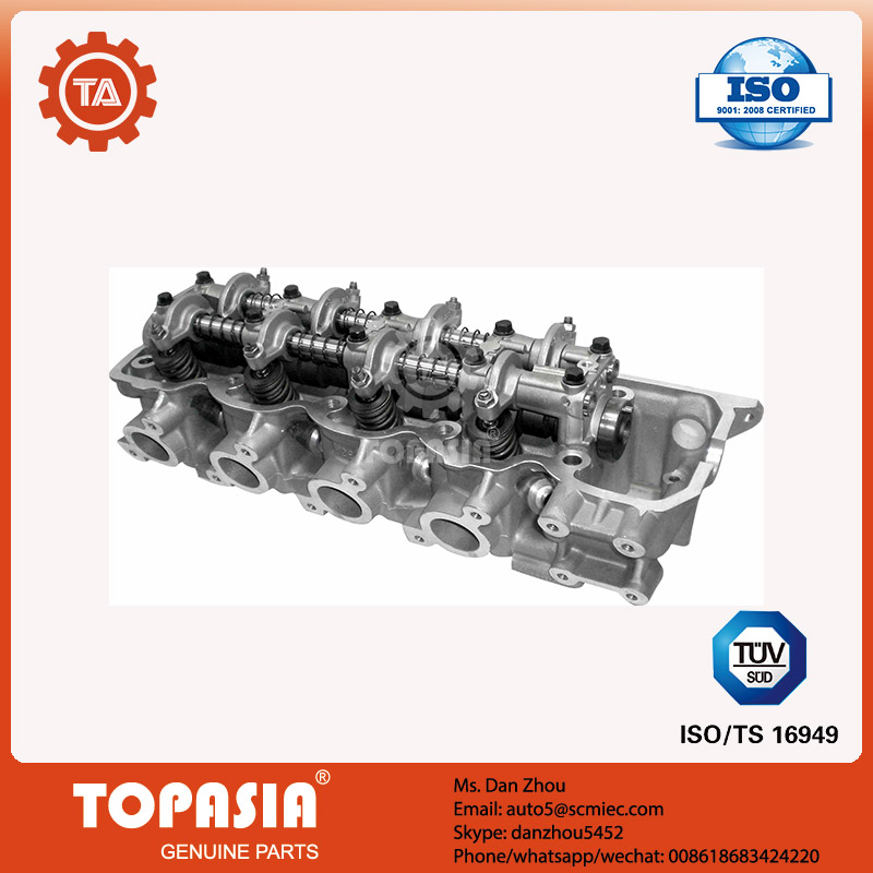 Complete 4G54 /G54B Engine Cylinder Head Assy/Assembly for MD311828/MD086520/MD02652 MITSUBISHI AMC:910 175