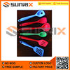 6 Piece Silicone Cooking Utensils Set