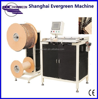 fast speed spiral double wire binding machine for book, calendars