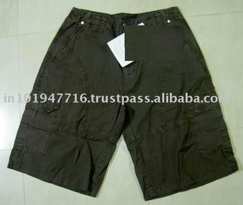 men walking shorts
