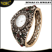 fashion jewelry bangle watches shopping online alloy watch manufacturer