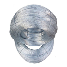 Hot dipped Low price Electro galvanized iron wire