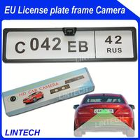 2014 Europe Cars Number plate sun shield gps