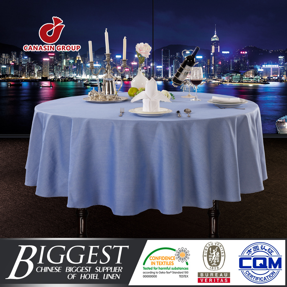 popular wholesale 120 round tablecloth