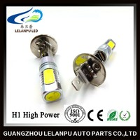 Led Lights Auto H1 High Power Led Bulb 12V Car Led Light Led Fog Lamp