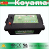 Golden quality Maintenance Free car/vehicle/truck battery N200-MF