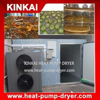 All Weather Use Gentle Drying Low Consumption Momordica grosvenori /Pumpkin Drying Machine