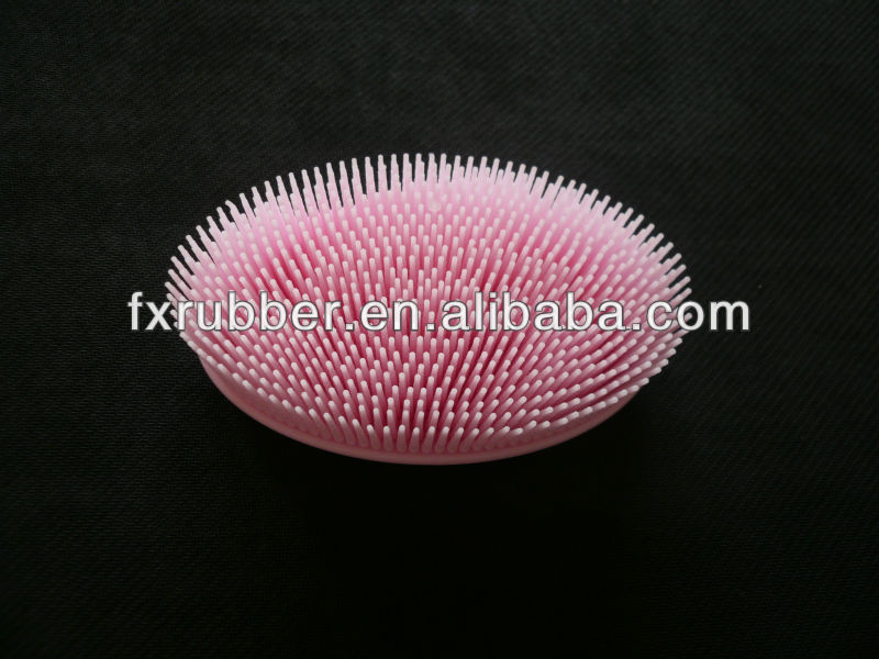 High quality silicone massage <strong>brush</strong>