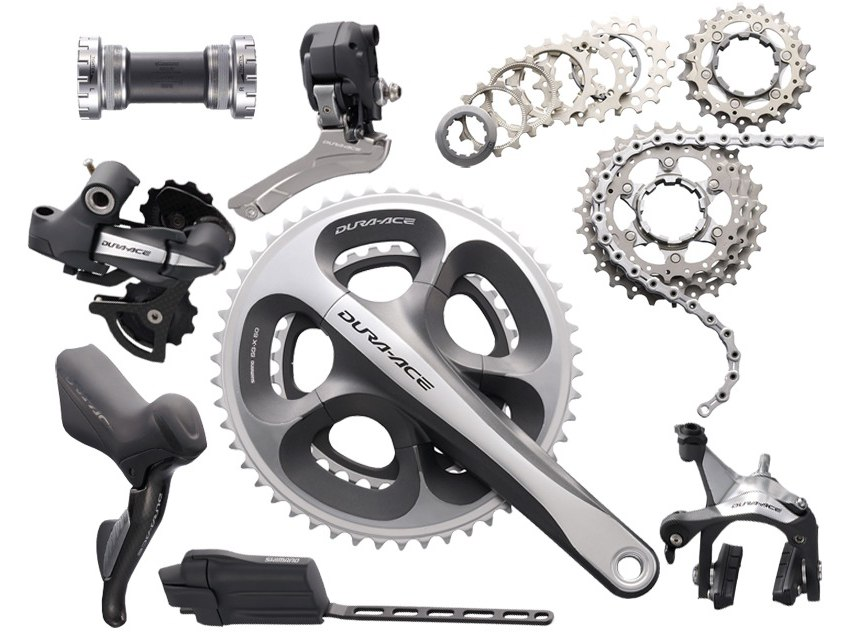 7950 Dura Ace Compact Groupset