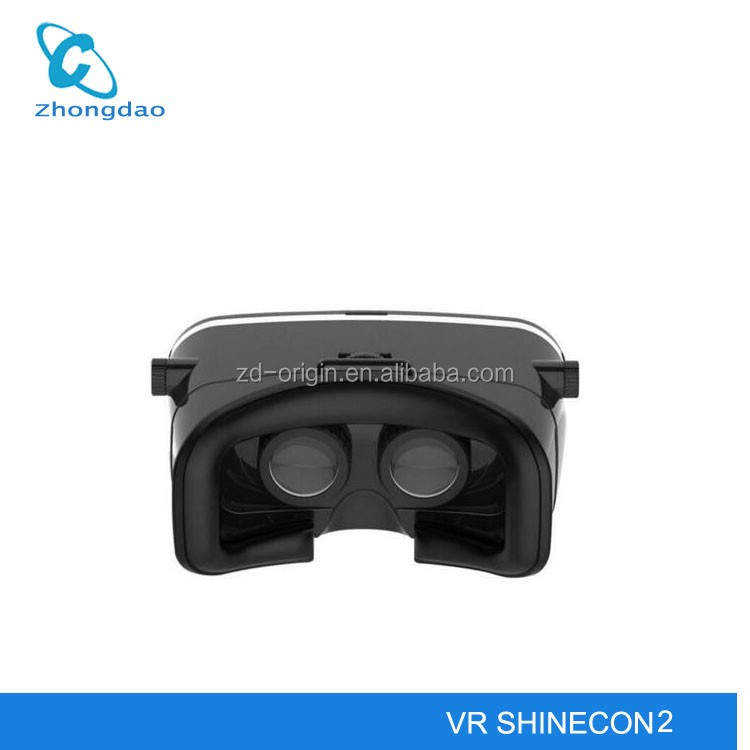 "New Arrival!!! VR Shinecon 2 Virtual Reality Glasses 3D Movie Games for 4.7""-6"" Smartphone"