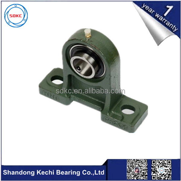 Trade Assurance China Factory Supply UCPH206 Pillow Block Bearing Low Price Best Quality