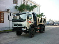 Yunlihong 4X4 Tipper For Sale/3 Ton Dump Truck Off Road
