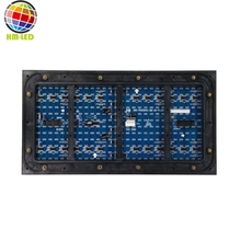 China supplier durable screen 32*16dots outdoor p10 led display module