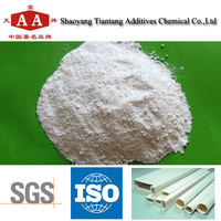 PVC stabilizer of Tribasic Lead Sulphate