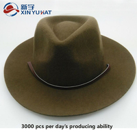 Fine Western Looking Wool Felt Cowboy