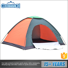 Easy building folding portable ultralight camping tents for outdoor entertainment