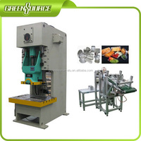 aluminum egg tray making machine