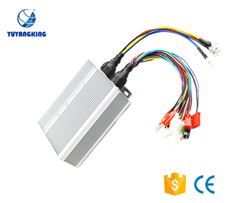electronic Controller Brushless DC Motor Type for Scooter, Bicycle, Tricycle