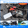 TPF 8000MAH 12 voltage mini mobile power bank jump starter