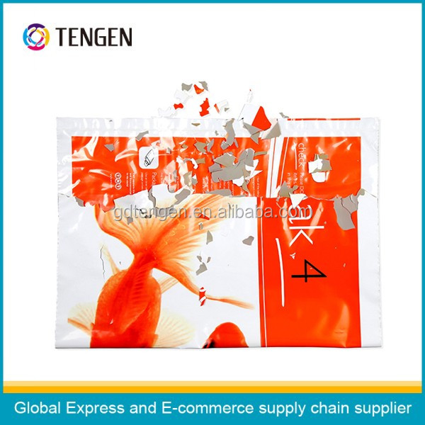 TNT Biodegradable Mailing Bag with Printing