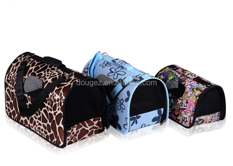 New fashion factory outlet wholesale pet accessory  outdoor portable  pet carrier bag for dog