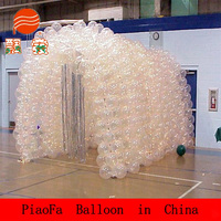arch stand decorations latex balloon for wedding