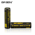40 a output current 3.7 v3100mah18650 rechargeable lithium battery