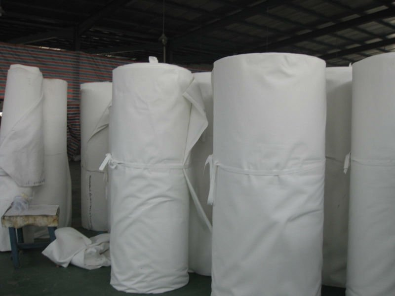 High quality dacron polyester rolls air filter material