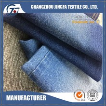 Factory supply pure cotton yarn dyed cheap denim fabric