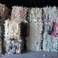polyurethane foam recycling/scrap mattress foam/recycled eva foam