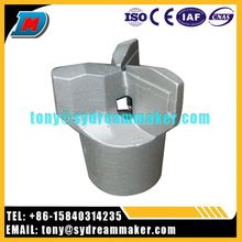 Private custom spare casting parts stainless steel auto parts made in china