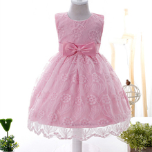 New style fashion infant girl lace clothes daily casual cute baby dress pictures
