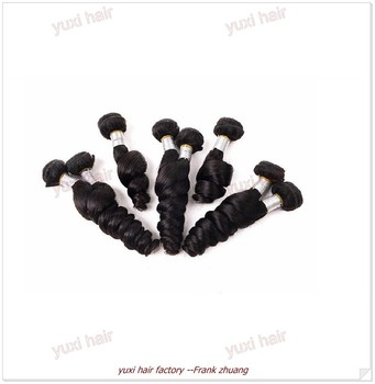 5A Grade 100% unprocessed loose wave,100% malaysian loose wave virgin hair weaving weft,virgin mongolian loose wave hair