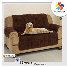on sale wholesale Suede Fabric Pet Dog / Cat Cover/ Sofa Cover design