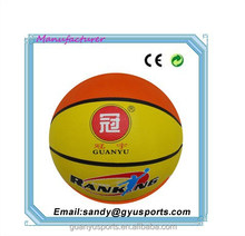 China factory wholesale molten basketball SGY-2006