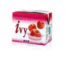 Ivy UHT Drinking Raspberry Flavoured Yoghurt 180ml