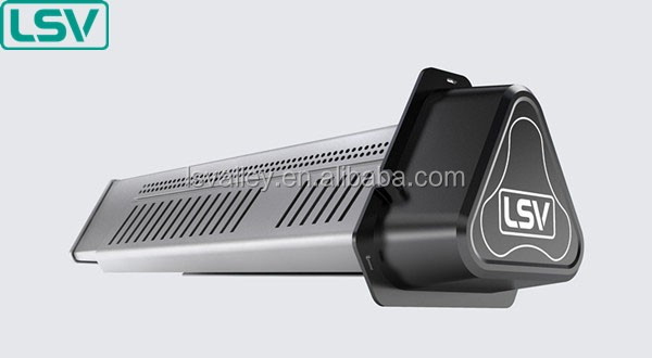 UV air purifier for buiding duct air conditioning purification