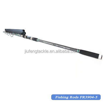 Rods for Fishing Telescopic Fishing Rod Blanks
