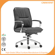 Discount Price Travel Black Gas Lift Modern Design Office Chair