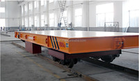 20 tons industrial electric truck with rail