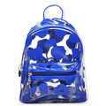 Lightweight PVC Backpack School Backpack Outdoor Backpack for teenagers