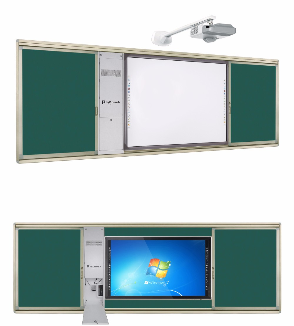 2017 Riotouch All In One Interactive Whiteboard Smart