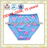 Wholesale cute kids underwear